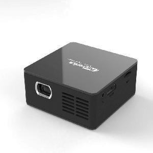 Portronics Progenie Portable Led Projector Black Por 600