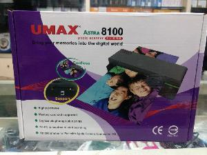 Umax Astra 8100 Photo Scanner Scanner
