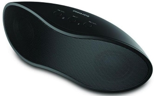 Philips Black Bluetooth Wireless Portable Speaker Bt4200b