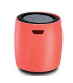 Iball Wired Bluetooth Speaker Mic Neon Orange - Lil Bomb70