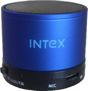 Intex Bluetooth Speaker 3w Speakers It-11s B ( Fm/Tf/Aux In/Calling )