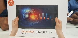 Micromax Canvas P802 Tablet ( Ram 2gb + 16