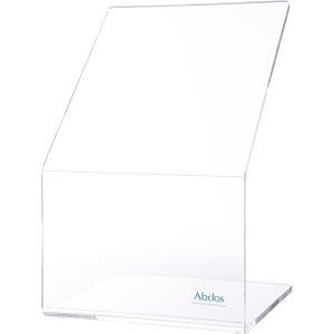Abdos P70105 Acrylic 45 X 30 X 30 Mm Bench Top Beta Shield