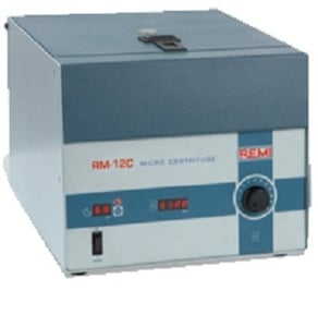 Remi Rm-12c Micro Centrifuges (With 8x5 Ml Angle Rotor Head)