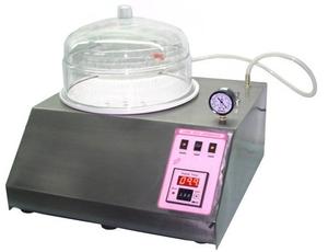 Bio Technics Dia 10 Inch Vaccum Size 15 Inch Leak Test Apparatus BTI-32