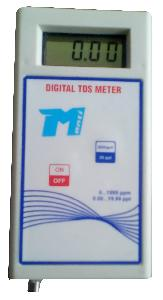 Manti Lab Mt-118 Portable Tds Meter 0-2000 Ppm