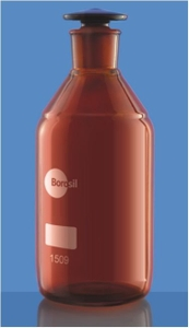 Borosil Bottle (Capacity 100ml Size 56 X 100mm) 1509016