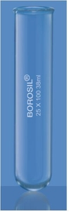 Borosil Test With Rim (Capacity 100ml O.D Length 32 X 200 Mm)