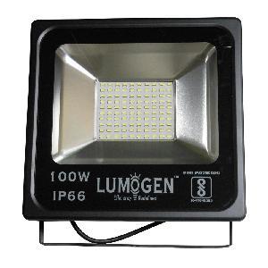 Buy Lumogen 100 Watt Smd Led Flood Light Warm White Heavy Duty