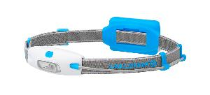 Led Lenser Neo Headlamp  Max .90 Lumens - Min. 20 Lumens Blue