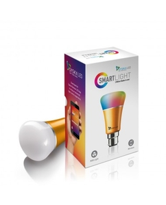 Syska 7w Gold Smartlight Rainbow Led Bulb With Wireless Technology