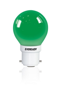 Eveready 0.5w Green Led Night Bulb