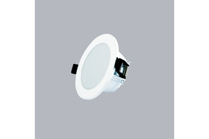 Noble Electricals Ne/Dlsmd7 7w Warm White Led Down Light