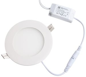 Light Concept 9w Cool White Led Round Panel Light Dl09pser