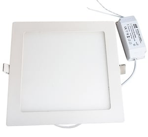Light Concept 6w Warm White Led Square Panel Light Dl06pseq