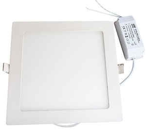 Light Concept 15w Natural White Led Square Panel Light Du5pseq