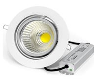 Omega Green Energy Ogeszsl16w (16w) Warm White Cob Spot Light