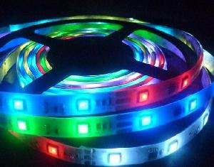 Noble 14.4w Led Strip Light Ne/Smd Fl-3 Rgb Non Waterproof