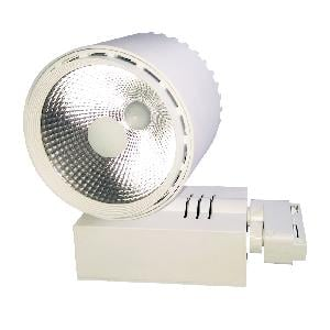 Noble Electricals Ne/Trkpl 1*40 (40w) Cool White Led Pearl Track Light
