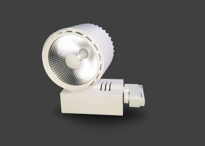 Noble Electricals Ne/Trkpl 1*40 (40w) Neutral White Led Pearl Track Light