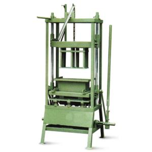 Rtm Manual Concrete Hollow Block Machine