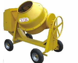 RTM 3 HP Concrete Mixer With Motor