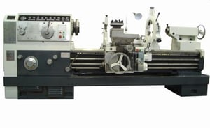 Emtex Cw6263c Series Cw Size 630 X 750 Mm Heavy Duty Lathe Machine