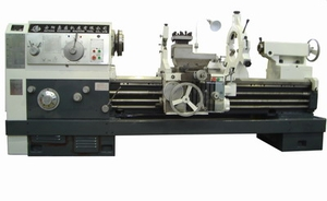 Emtex Cw61110b Series Cw Size 1100 X 6000 Mm Heavy Duty Lathe Machine
