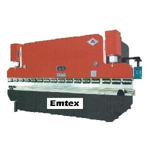 EMTEX Hydraulic Press Brake Machine WC67Y-125Tx3200