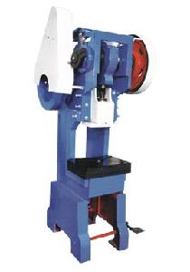 Tmt C-Type Mechanical Power Press Machine Model Tmtcld100 (Without Electricals)