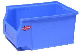Rita Fpo Storage Bins   Bin 35 In Blue
