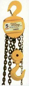 Kepro 1 Ton 6 Mtr No. Of Fall 1 Chain Pulley Block