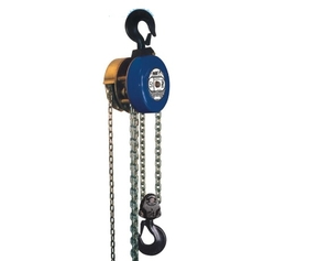 Indef P 10 Chain Pulley Block Capacity 10 Ton Standard Lift 3 Mtrs