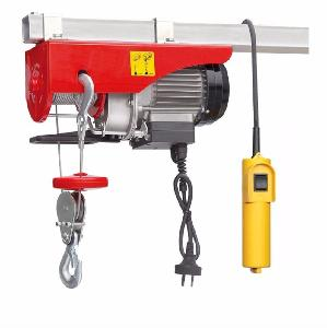 Fulcrum Mini Electric Wire Rope Hoist 2000w Pa-1200