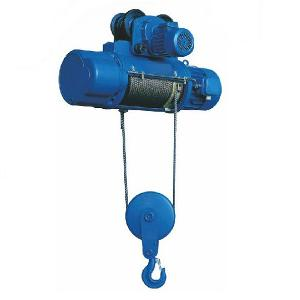 Fulcrum 2 Ton Compact Wire Rope Hoist Fc-Cwrh2t