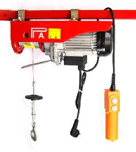 Fulcrum Mini Electric Wire Rope Hoist 1050w Pa-500