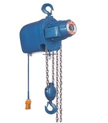Indef Baby Eh-Ii Chain Electric Hoist (Capacity - 1 Ton, Standard Lift - 3 Mtr)