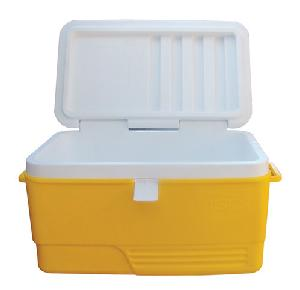 Generic 50 Ltr Yellow Ice Box
