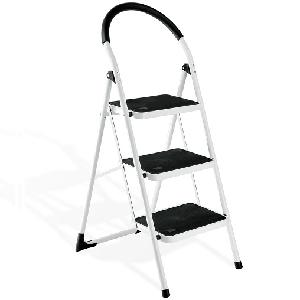 Fulcrum 3 Step Foldable Ladder 4 Ft Fc-Dls203