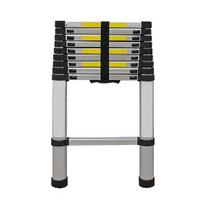 Fulcrum 10 Step Aluminium Telescopic Ladder 9.5 Ft Fc-Dlt209b