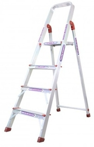 Classic 4 Step Aluminium Ladder