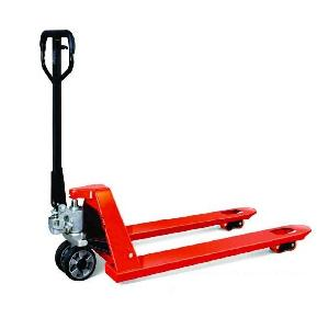 Shift Hydraulic Pallet Truck 2.5 Ton With Pu Wheel Nd With Casting Pump