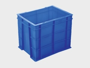 Aristo 43220 Cc Fb Flat Bottom 20 Ltr Plastic Crate