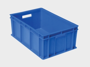 Aristo 53200 Cl/Cc Fb Flat Bottom 26 Ltr Plastic Crate