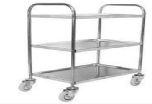 Stack Easy 100 Kg Three Rack Trolley A3s43