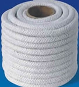 Champion 1000 Round White Dry Asbestos Plaited Packing (Size - 8mm)