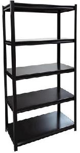 Paras Steel Furniture 78 X 15 X 36 Inch 5 Shelves Storage Rack
