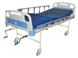 Wellton Healthcare Full Fowler Hospital Bed With Mattress