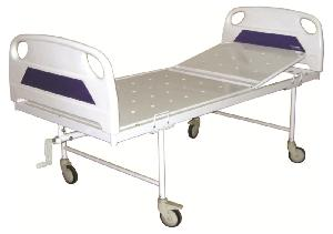 Wellton Healthcare Semi Fowler Hospital Bed With Wheel Wh-509 G