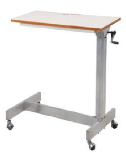 Ib Basics Over Bed Table Mayo's Type With Gear Handle Ib-3148